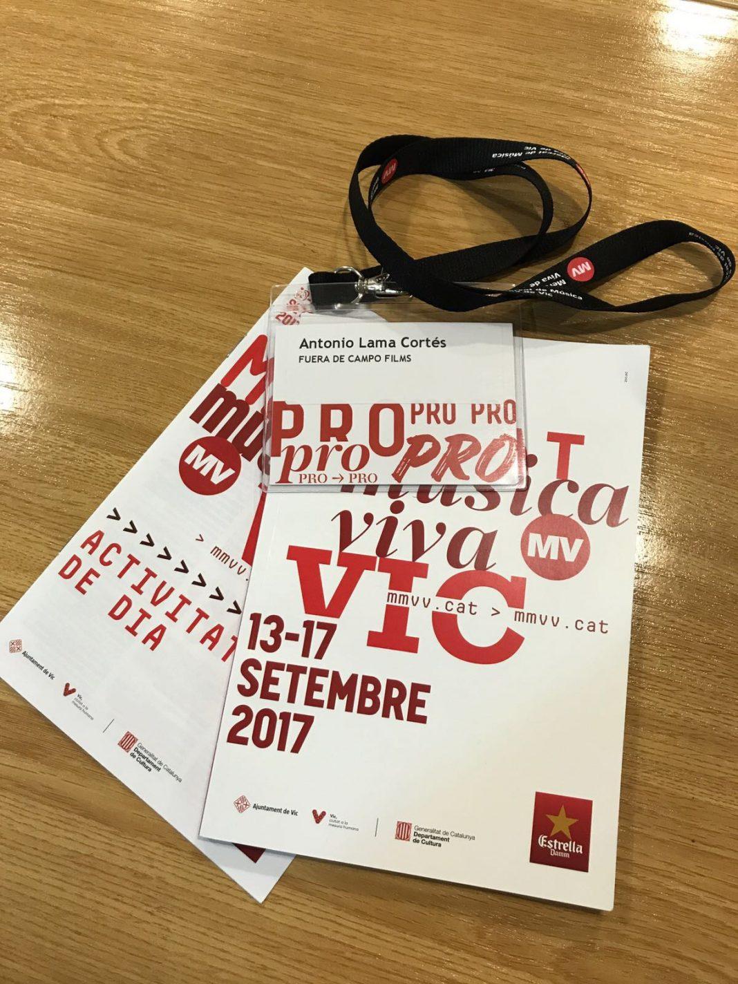 FCF en Mercat Música Vic