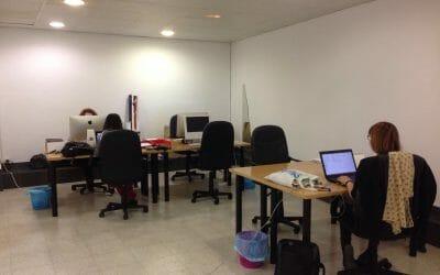 Coworking en Fuera de Campo