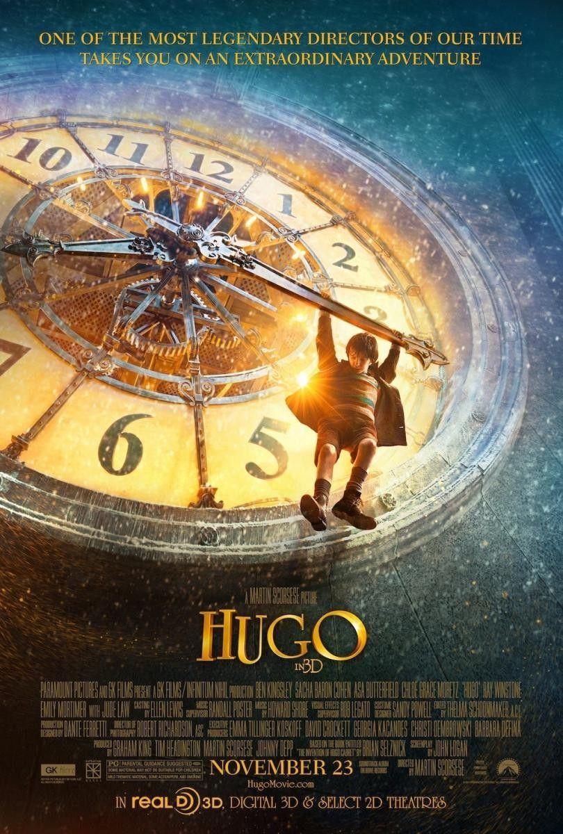 Poster la invención de Hugo