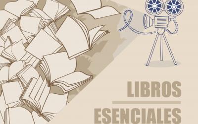 LIBROS ESENCIALES DE CINE.