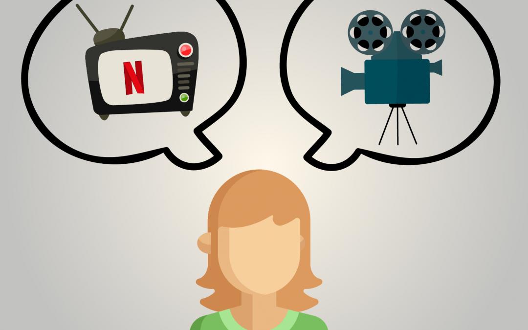 ¿eres de cine o series?