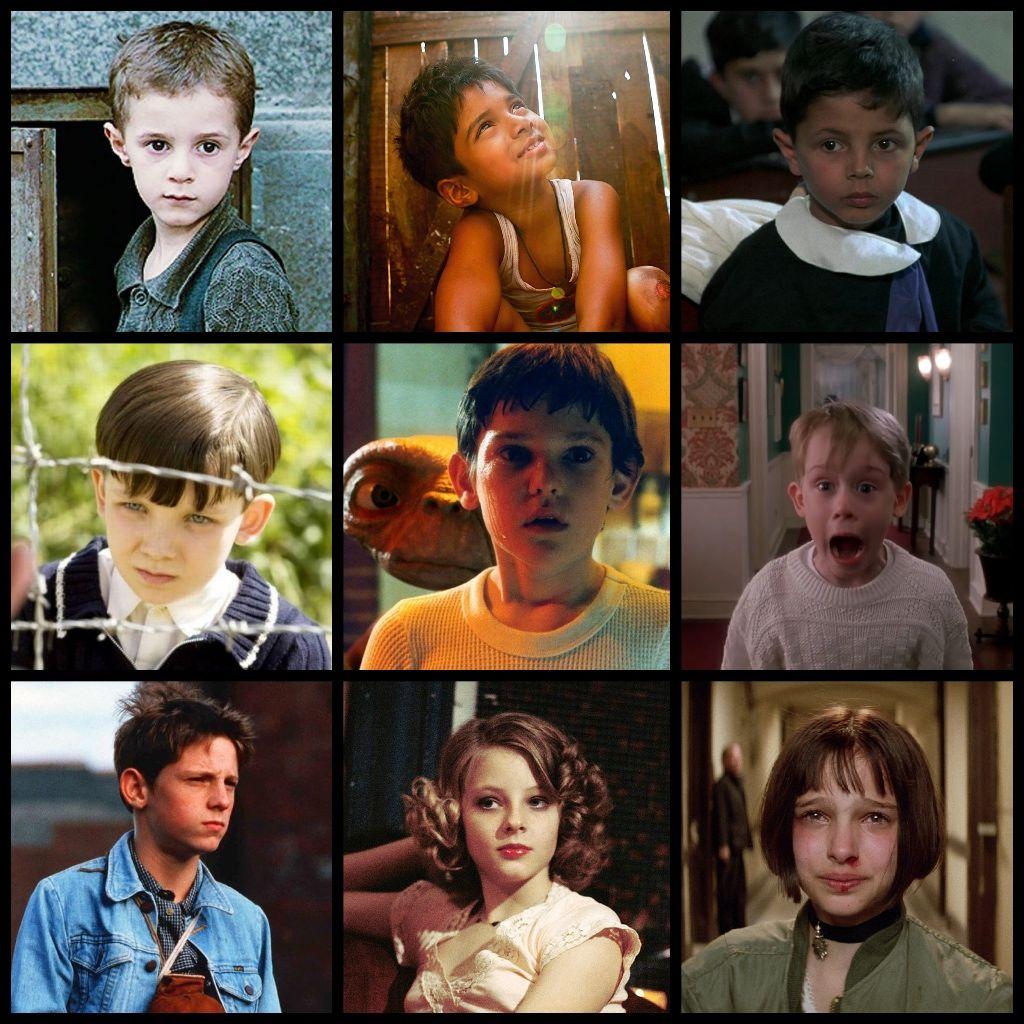 Actores infantiles